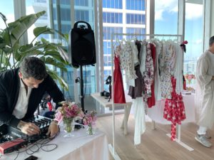 DJ and Wardrobe at FIDS by Wepah