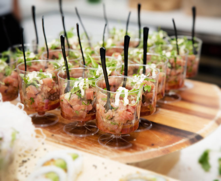 Miami sushi catering