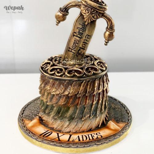 Games of Thrones Elena Cardone Cake